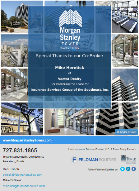 Morgan Stanley Tower | Just another WordPress site